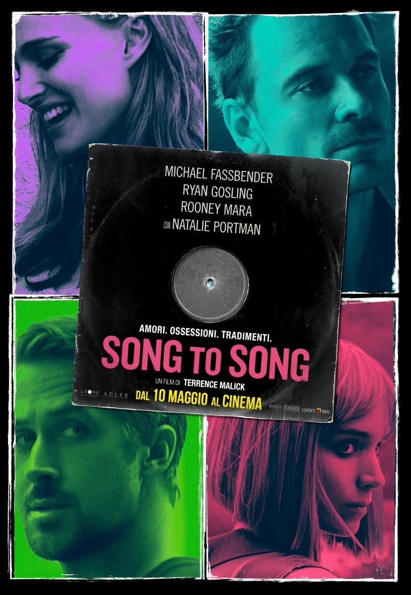 Song to Song : Une expérience visuelle et musicale déroutante