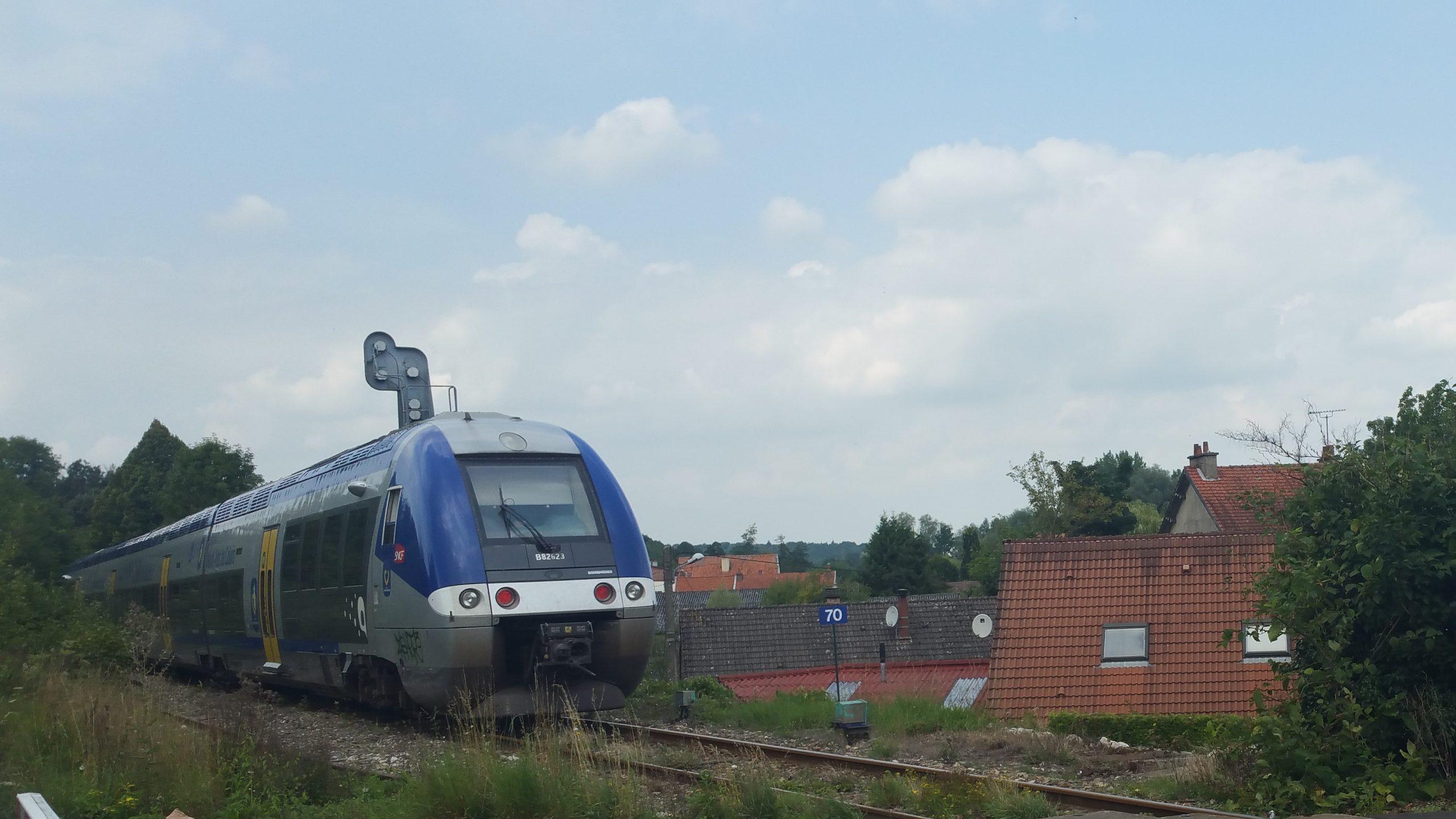Ligne St-Pol-Etaples : services minimaux pour remplacer les trains