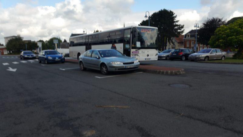 Pour ne pas arriver en retard, les cars SNCF partent en avance