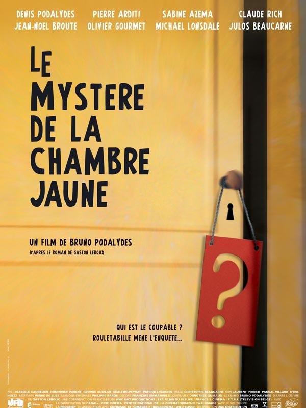 Le mystère de la chambre jaune : coups de théâtre dans l'enquête de Rouletabille