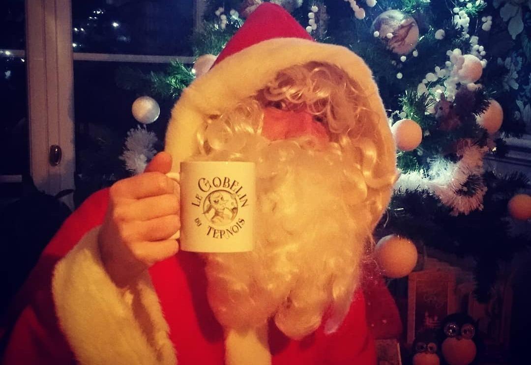 [-16 ans] Comment j'ai usurpé le Père Noël.