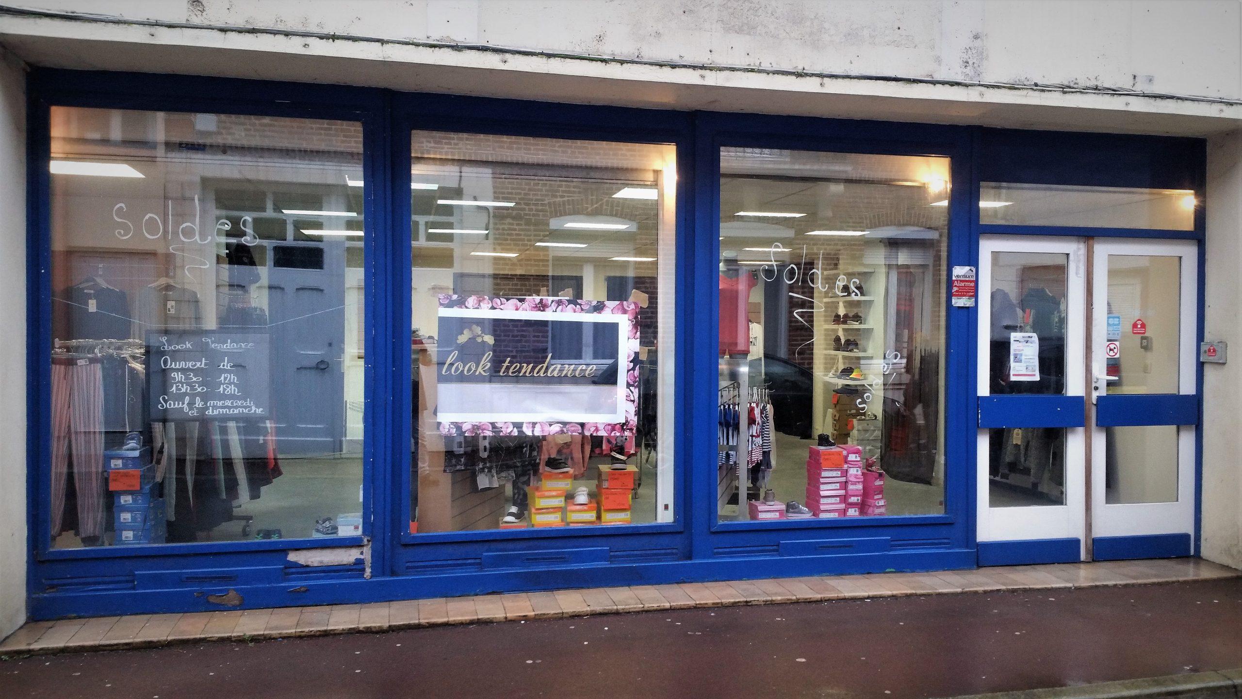 Saint-Pol : Look Tendance s'installe dans l'ex-épicerie