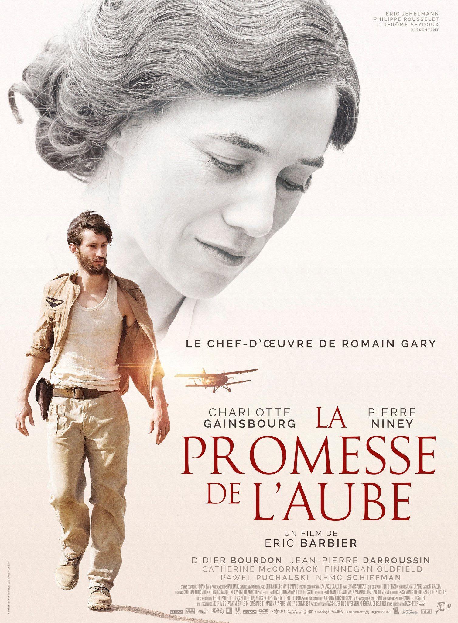La promesse de l'aube : le roman d'une vie