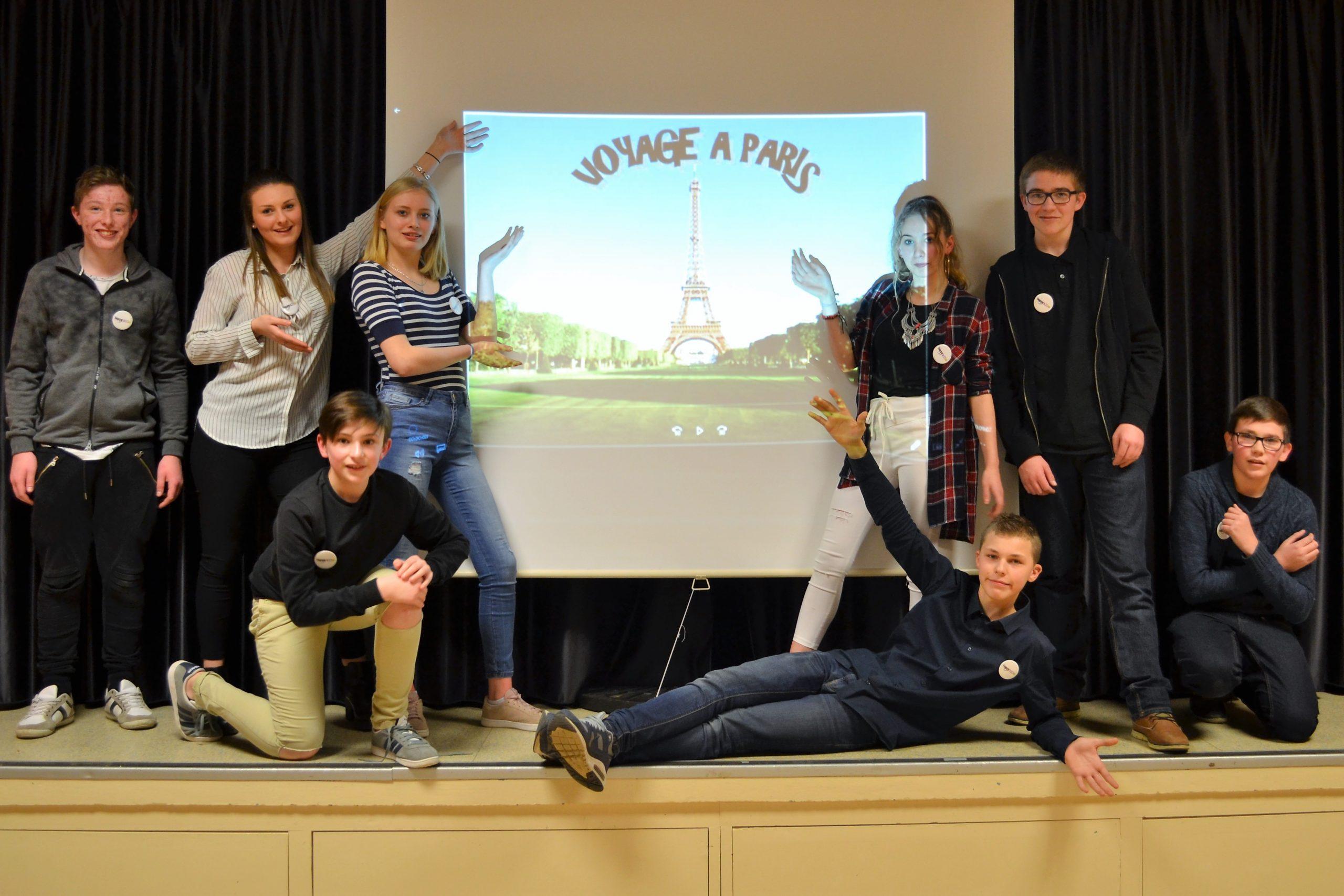 St-Pol : les jeunes de Happy Asso mobilisés pour ceux qui n'ont pas les moyens de partir