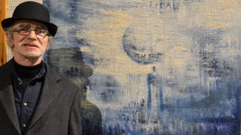 Exposition au musée Danvin : Daniel Helle, l'affranchi