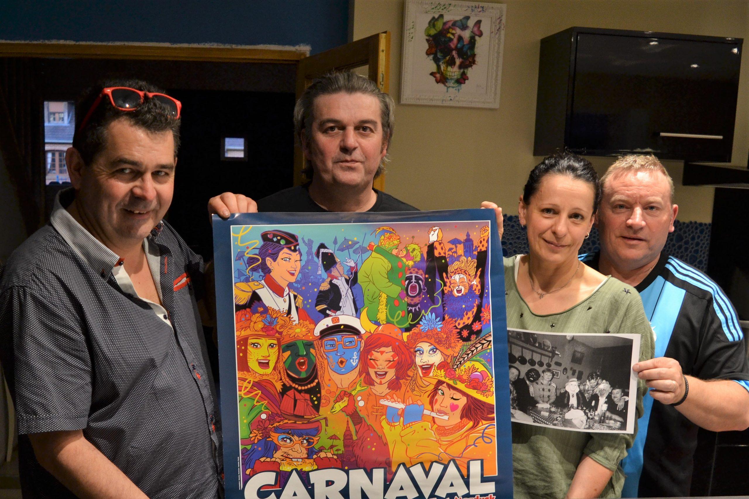 Les Sal'Pô renouvellent le carnaval avec un grand bal masqué (ohé ohé)