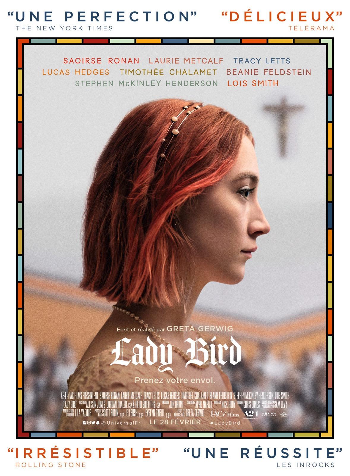 Lady Bird: la fille de l'air