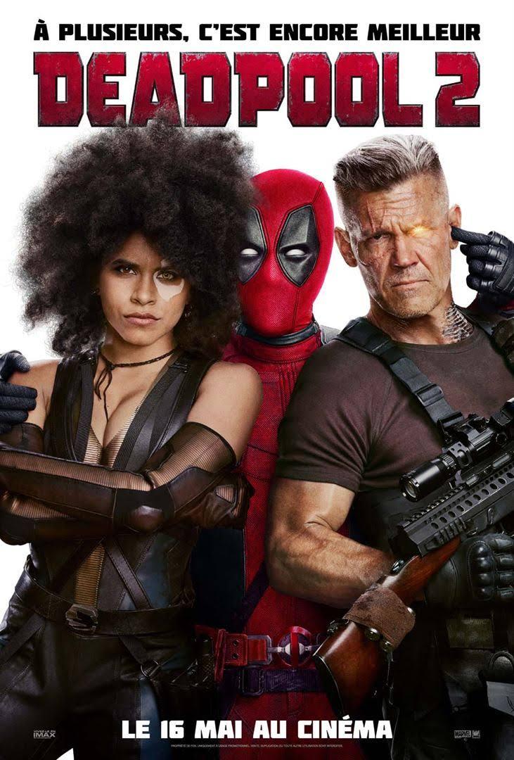 Deadpool 2: les super-héros pètent un Cable