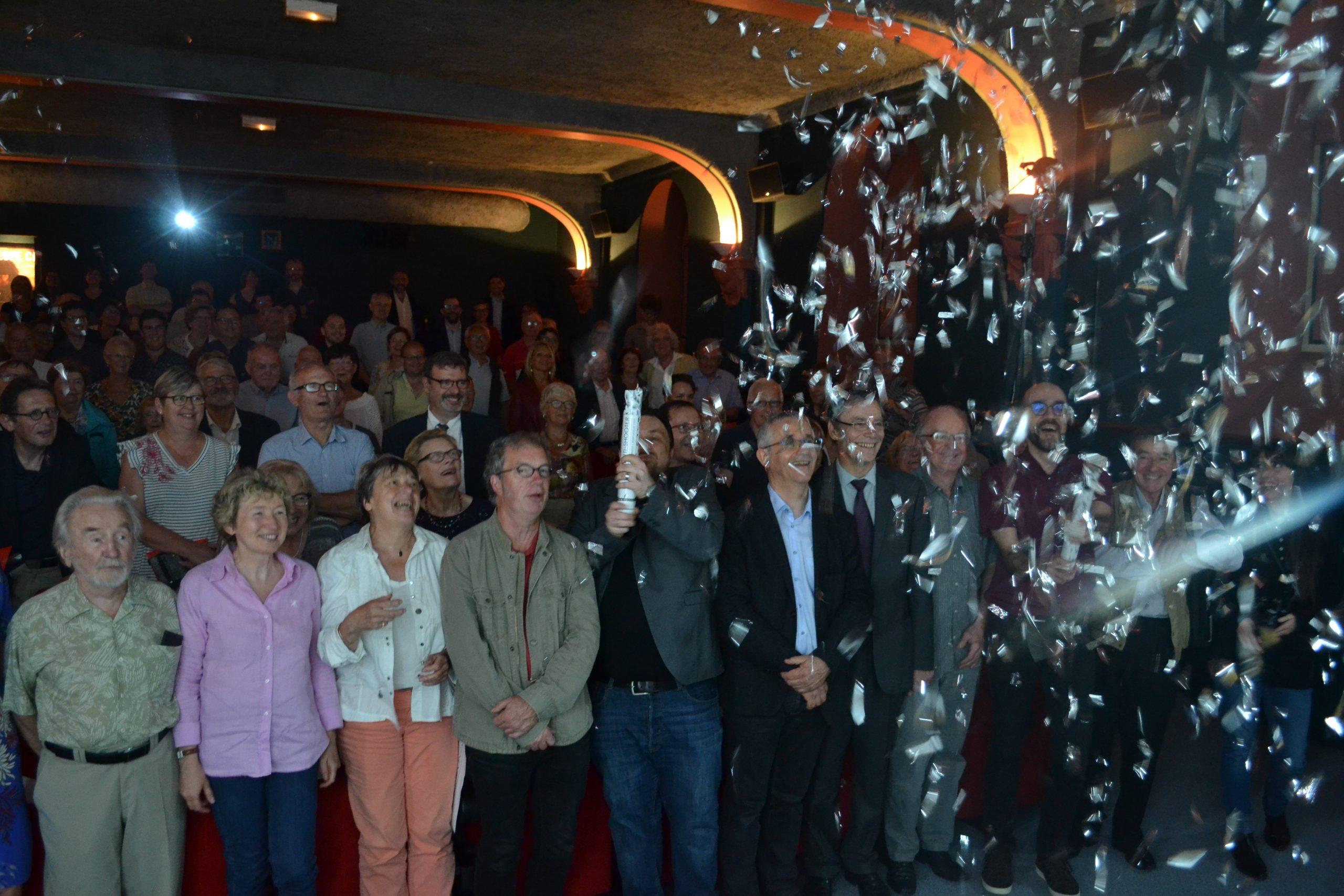 Tous les acteurs du Régency réunis pour fêter son trentième anniversaire