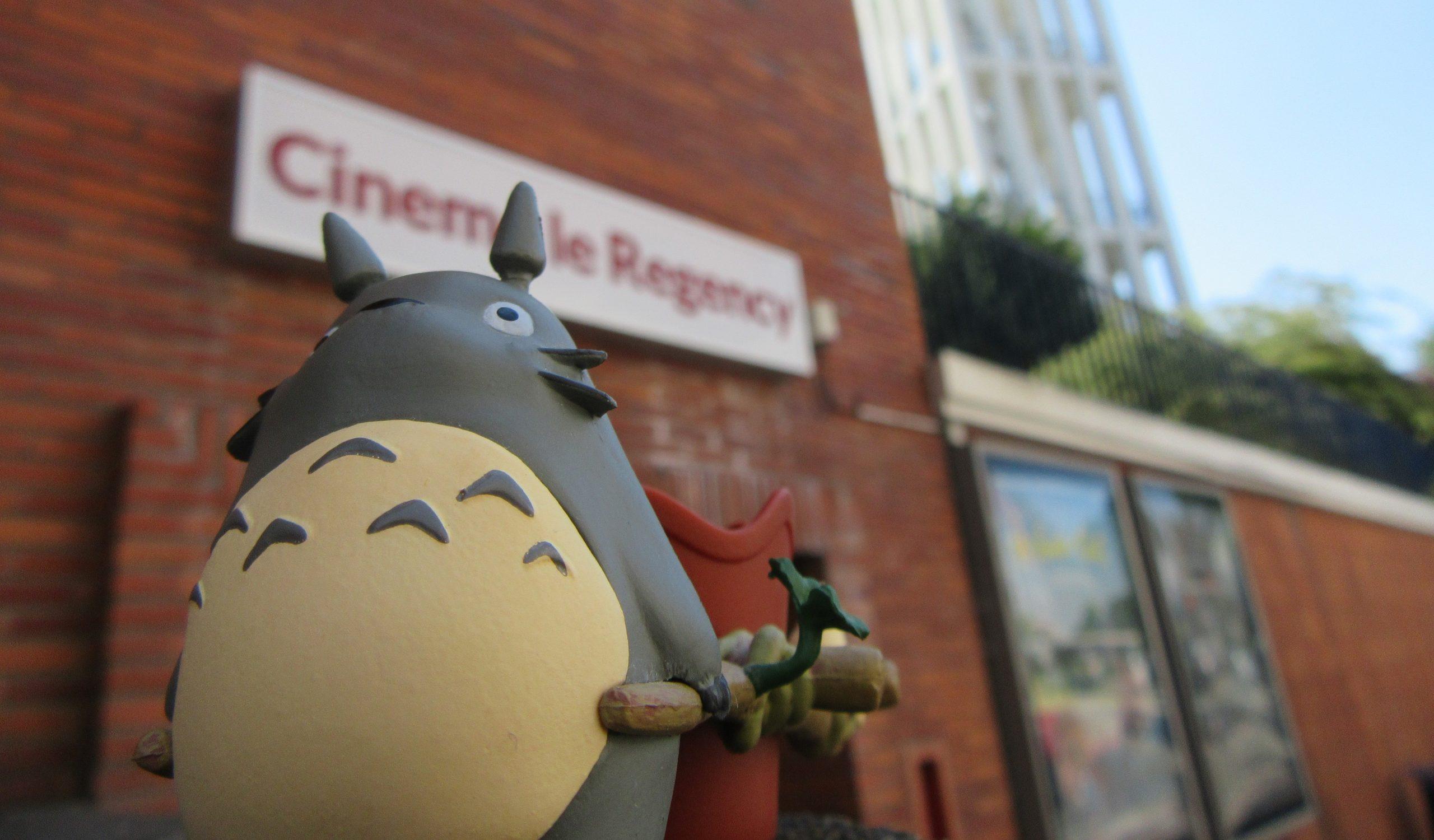Totoro vient fêter ses trente ans au Régency