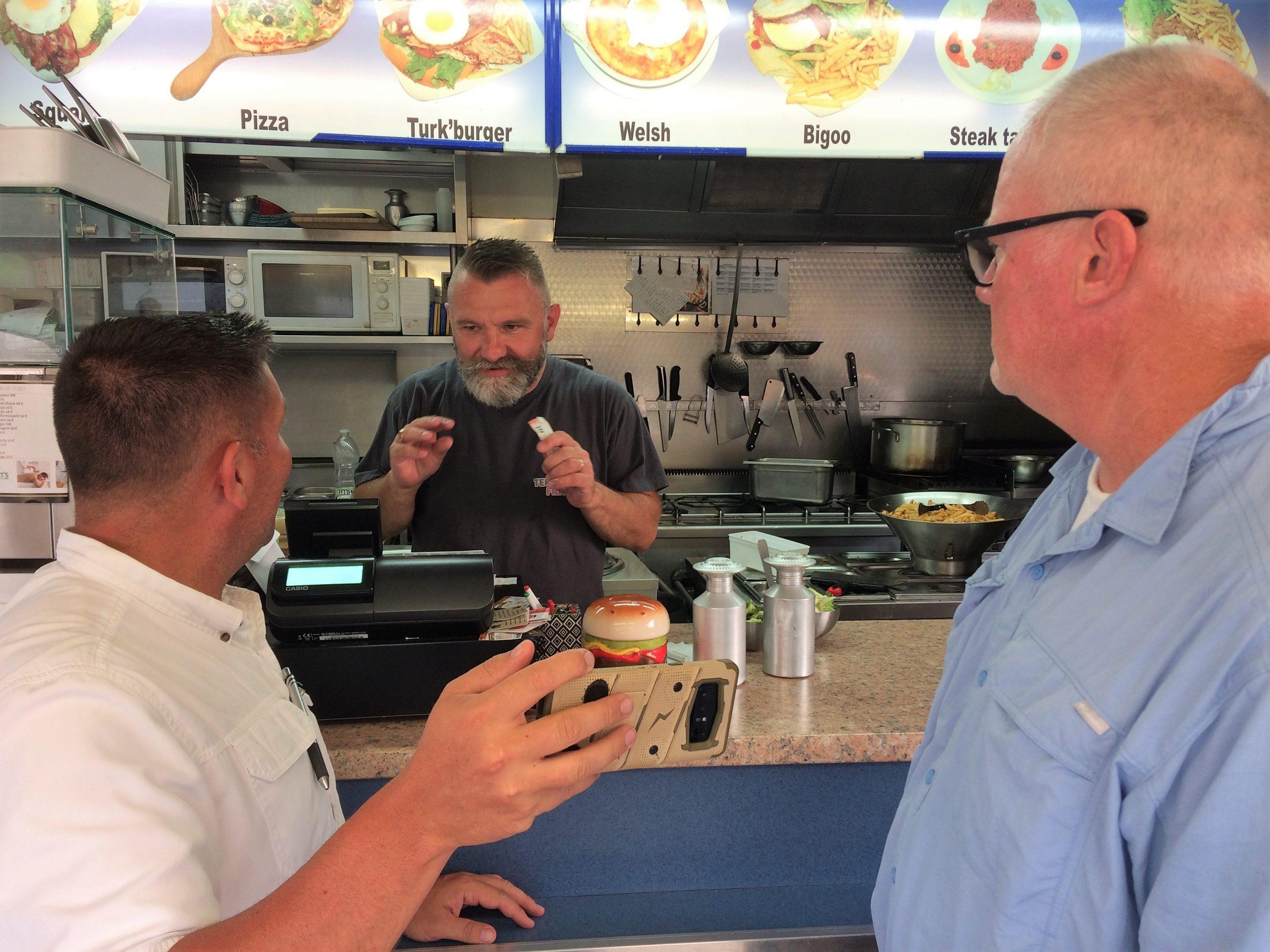 Finding George Chapitre 2 : la Communauté de la Baguette