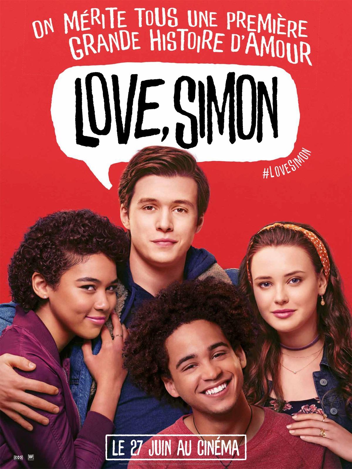 Love, Simon: des amours au masculin