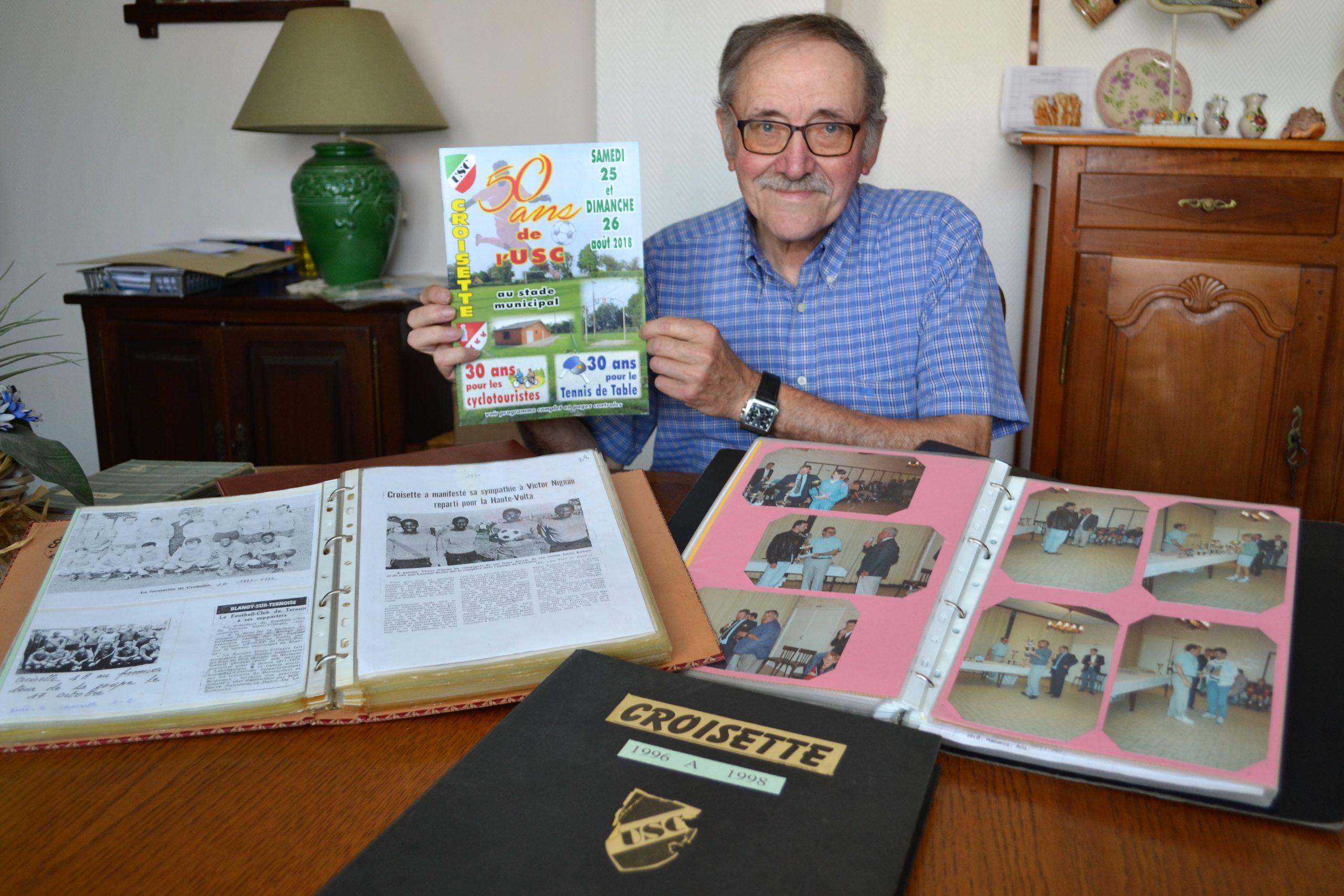 Le glorieux passé de l'US Croisette refait surface pour son cinquantième anniversaire