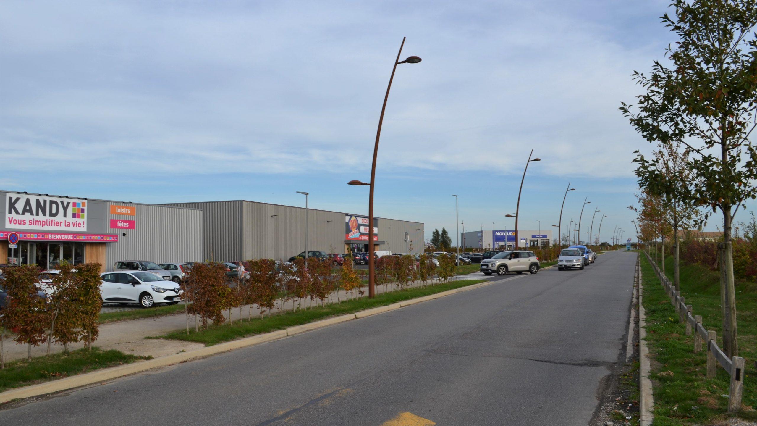Un appel d'offres pour installer le futur siège de TernoisCom dans la zone d'Herlin