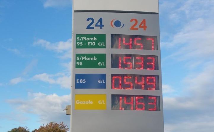 La fronde face à la hausse du carburant gagne aussi le Ternois