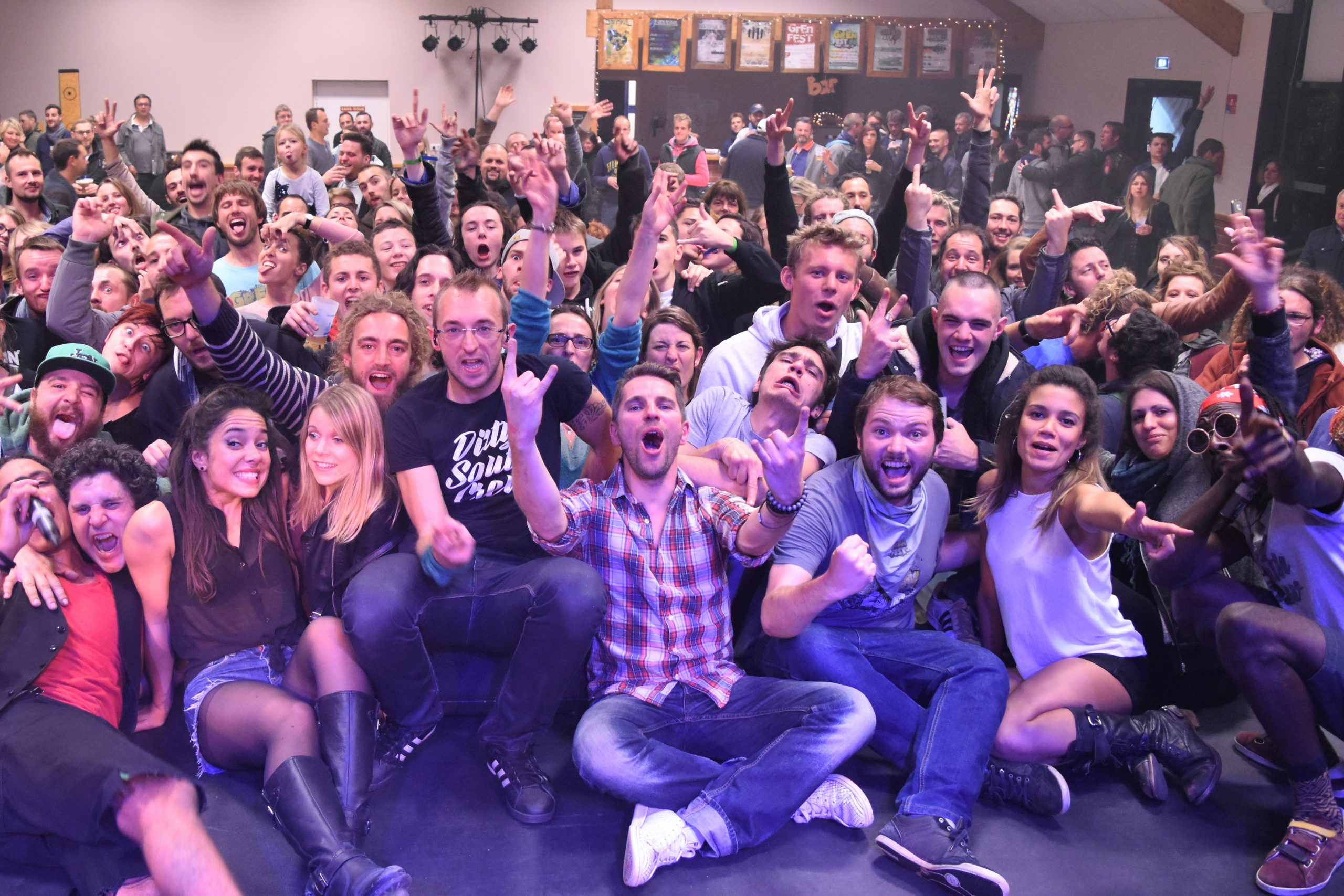 Musique, rire et ripaille : le GrEn Festival célèbre son dixième anniversaire