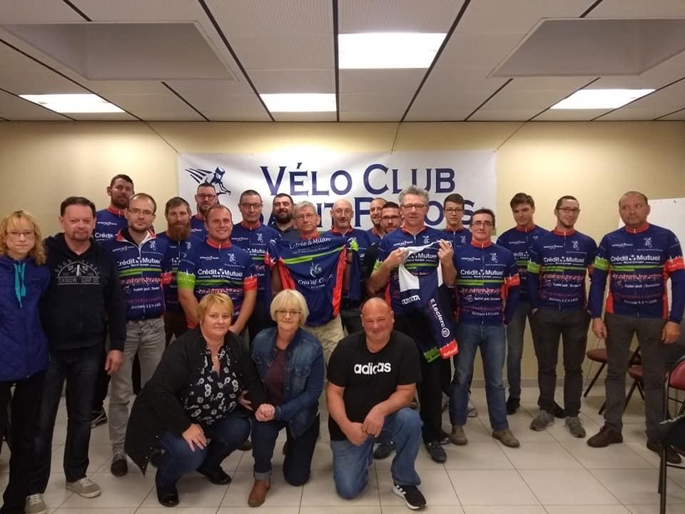Le Vélo Club Saint-Polois lance sa première saison sous de nouvelles couleurs