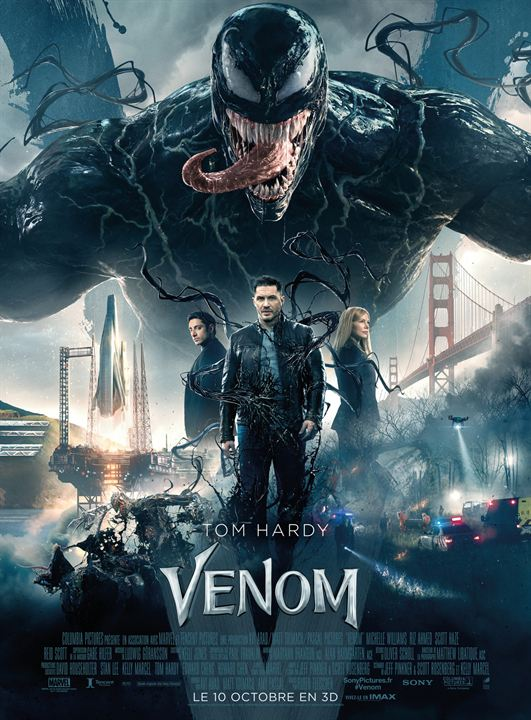 Venom : ciel, mon Hardy !