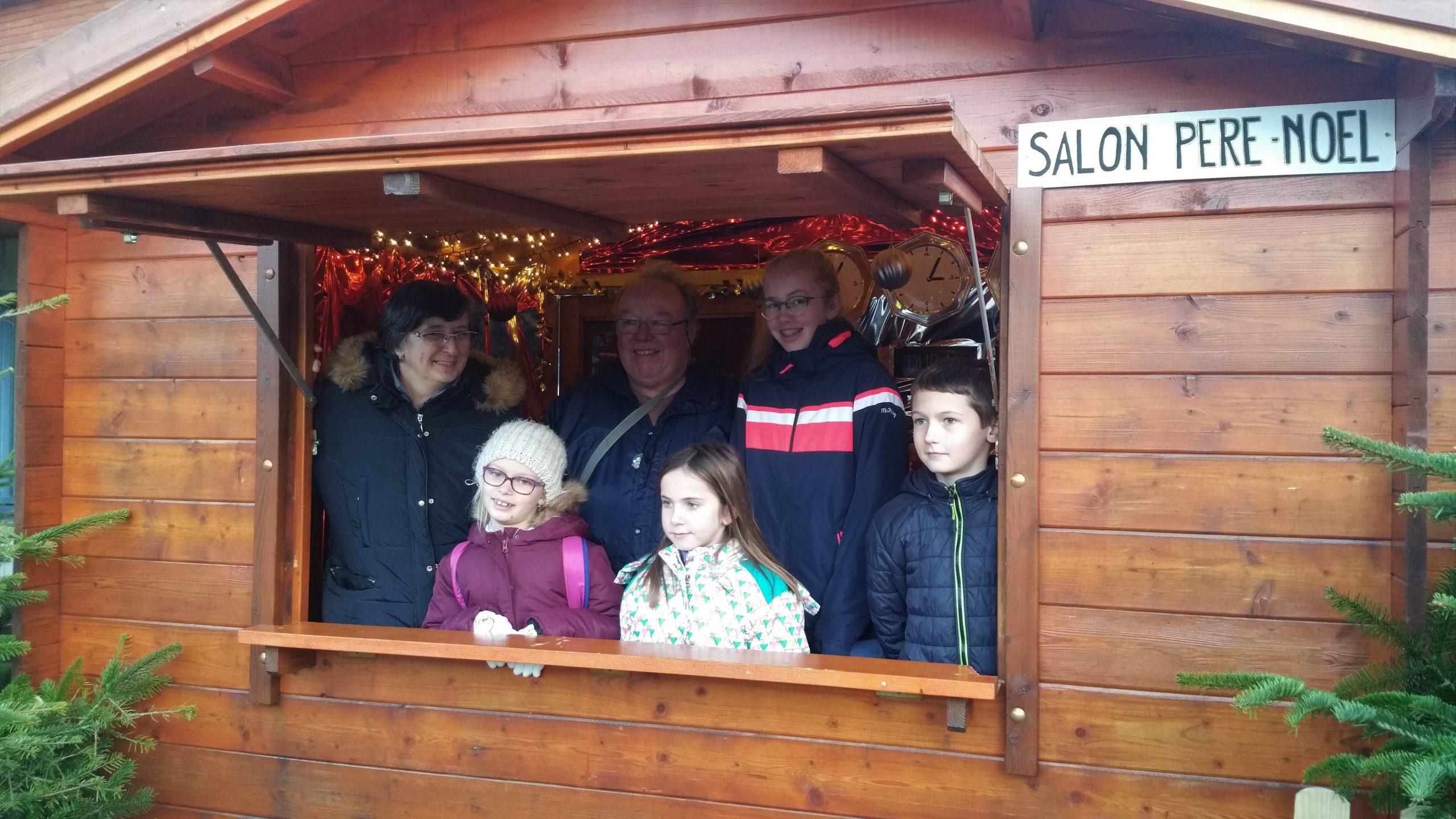 La féerie de Noël tout au long des vacances dans le centre-ville de St-Pol