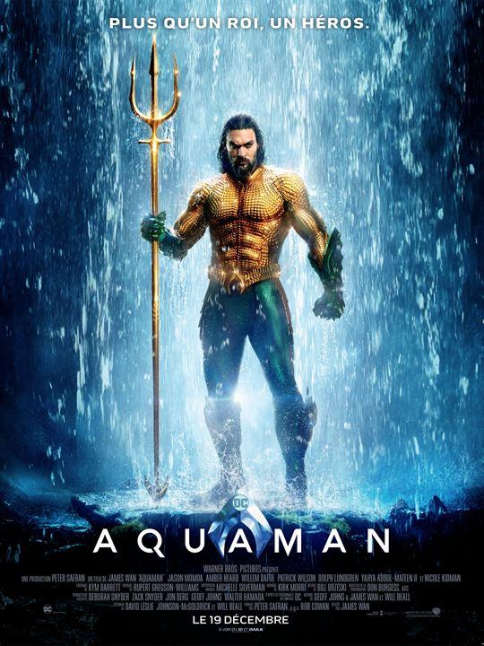 Aquaman : je ne peux pas, j'ai piscine !
