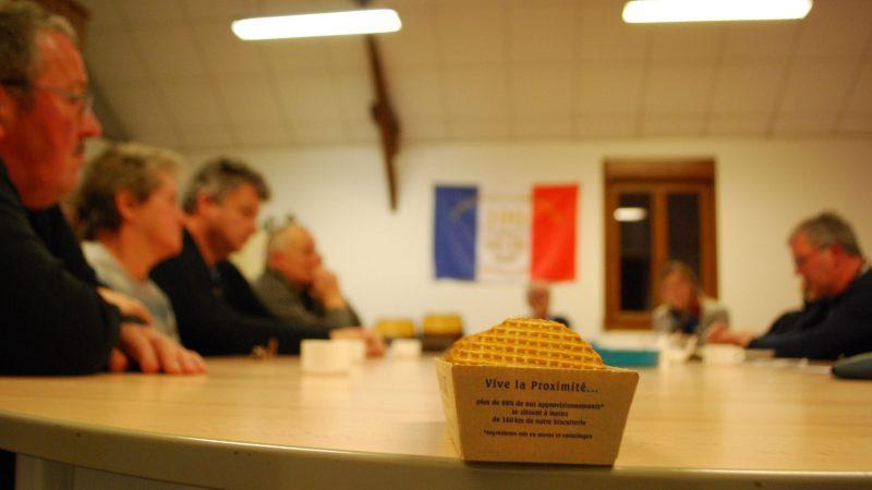 À Herlincourt, grand débat en petit comité autour du pouvoir d'achat et des institutions
