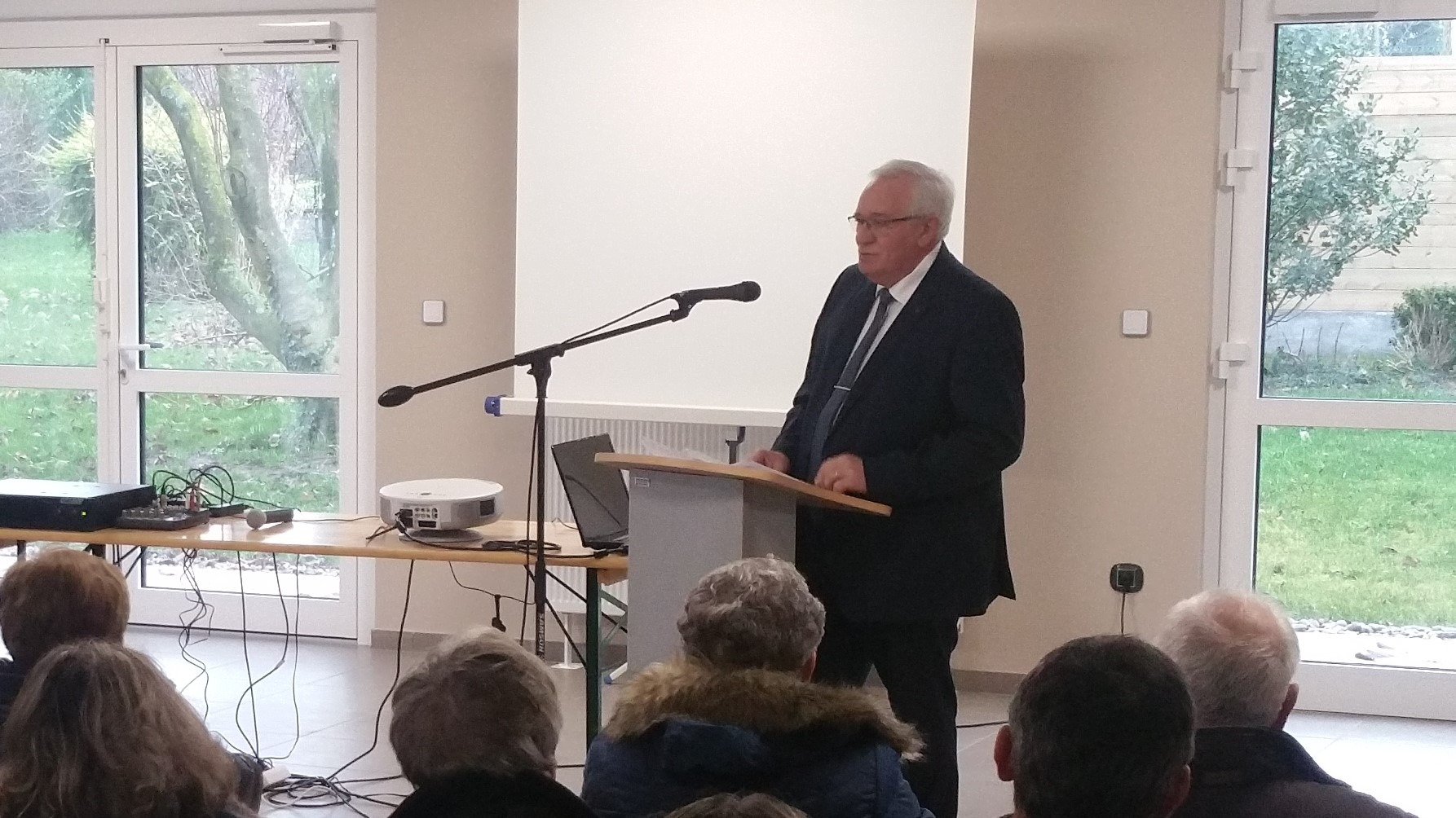 Saint-Pol : le conseiller départemental organise un grand débat axé sur la ruralité