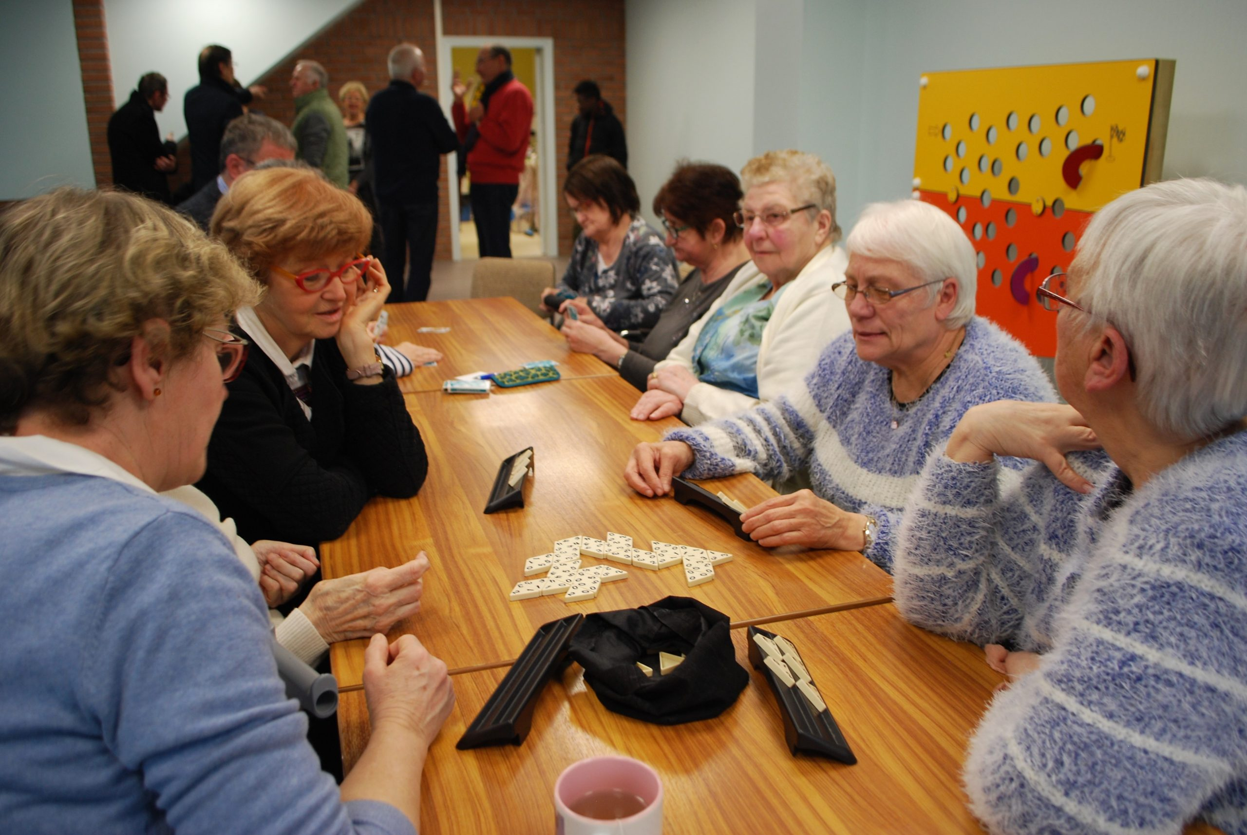 À Saint-Pol, la halte-répit Alzheimer retrouve sa salle d'accueil, réaménagée et agrandie