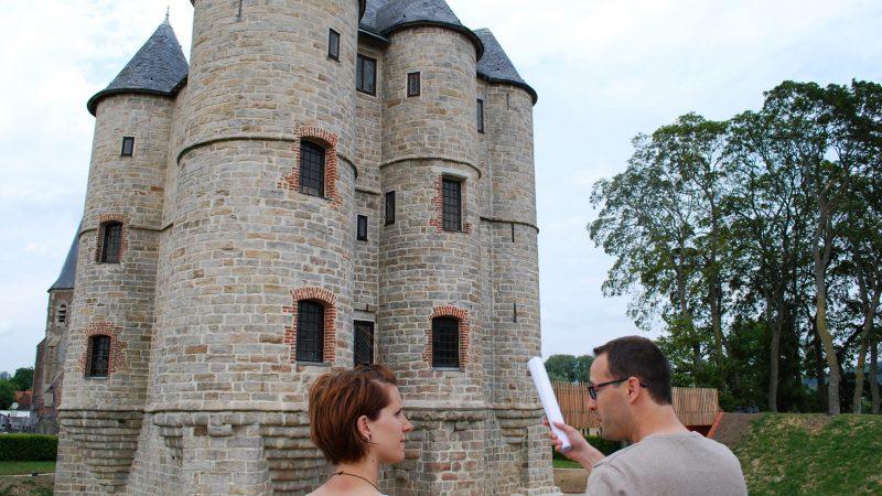 Après une longue restauration, le donjon de Bours écrit une nouvelle page de son histoire