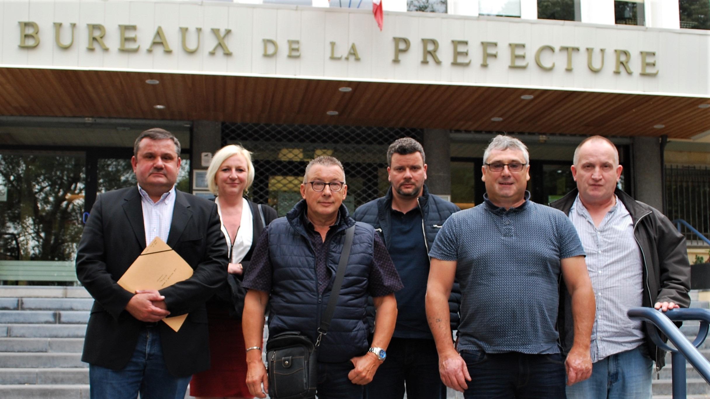 L'intersyndicale d'Herta reçue en préfecture pour évoquer l'avenir du site de Saint-Pol