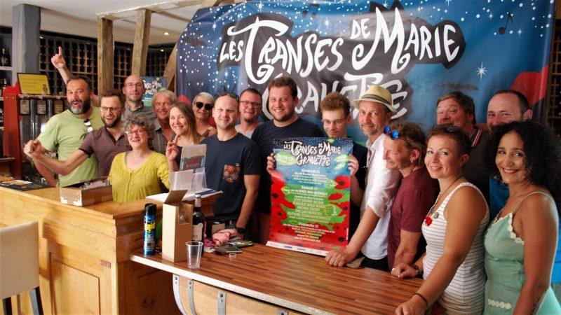 Concerts, copains et coquelicots à l'affiche des 16e Transes de Marie-Grauette