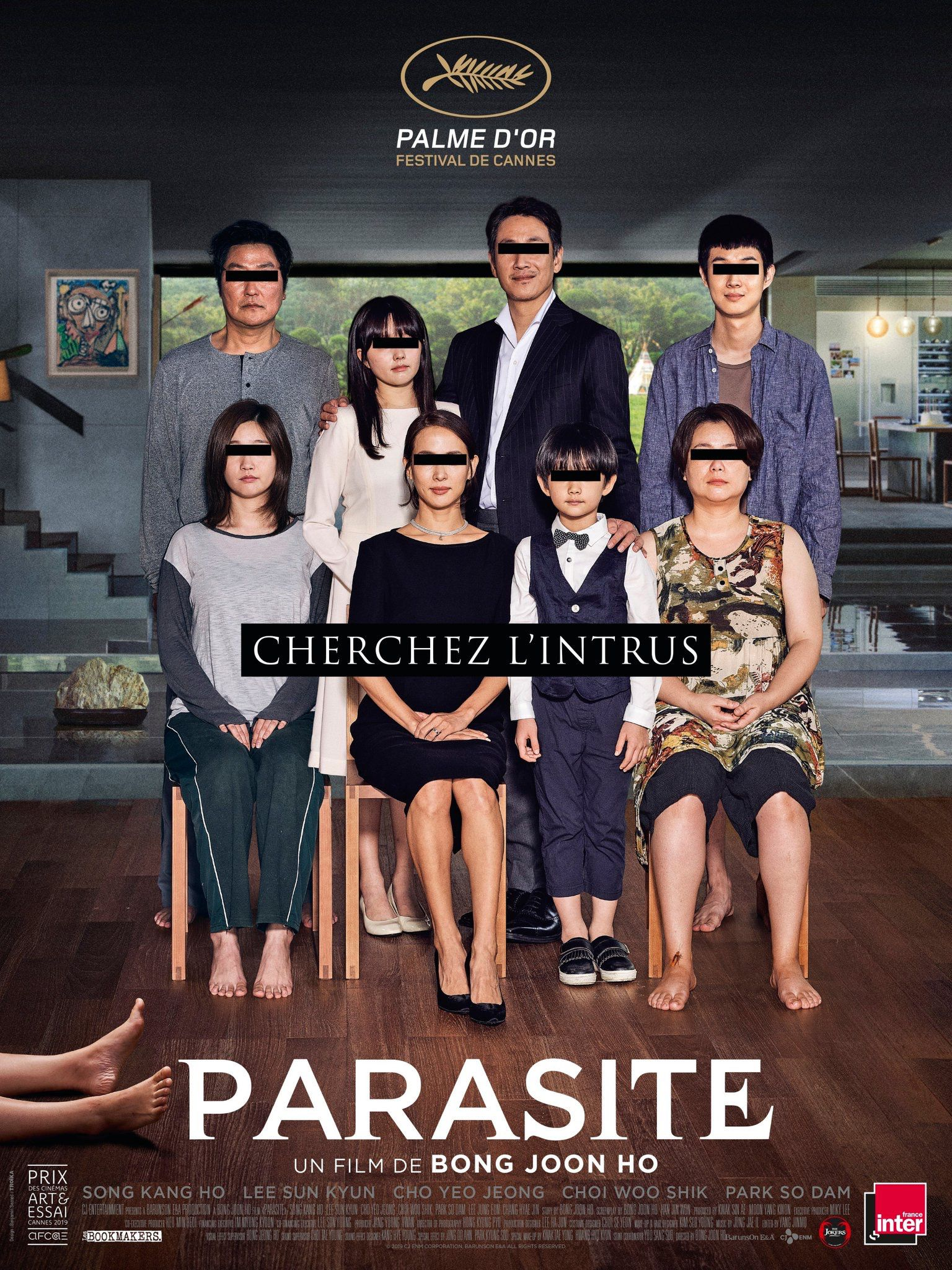 Parasite : rira bien qui rira le dernier