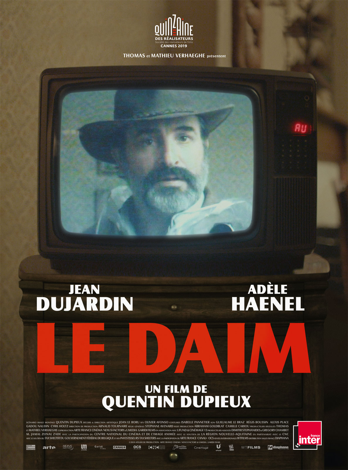 Le daim : le chasseur français