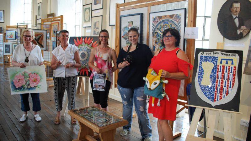 Huit artistes et autant de styles à découvrir toute la semaine au musée Danvin
