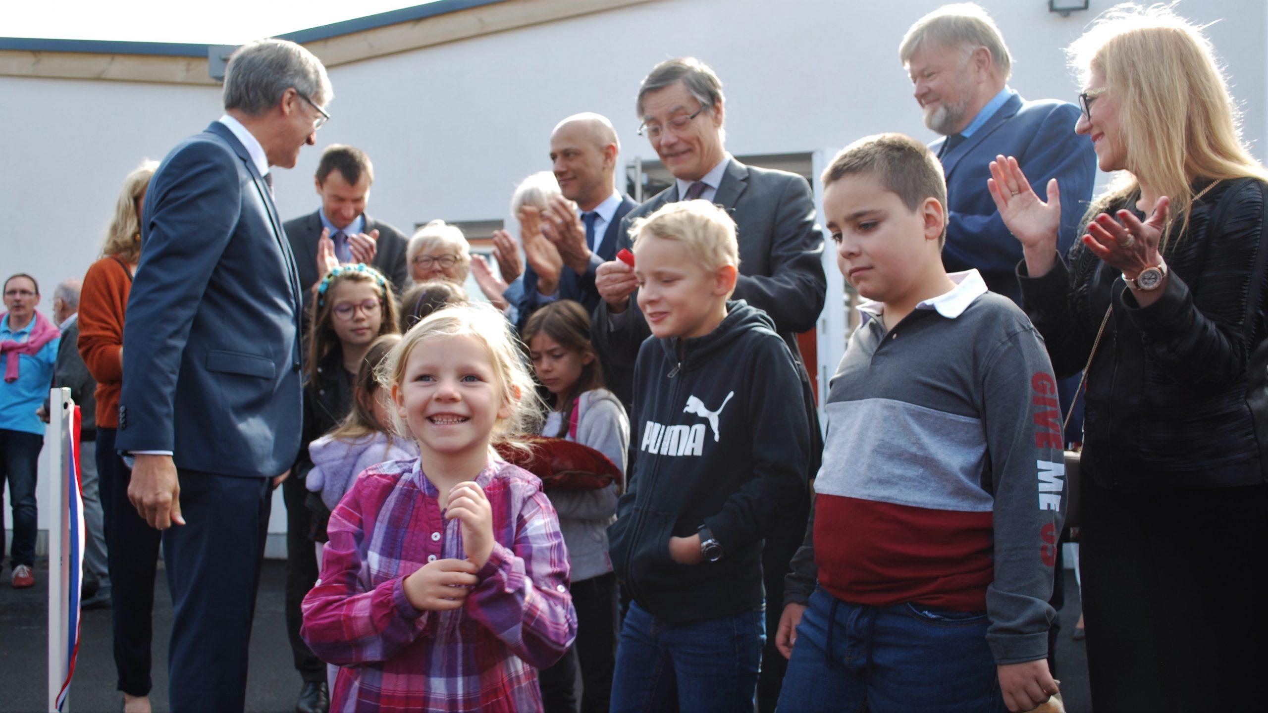 De l'enfer des préfabriqués à l'école idéale : les travaux de l'école Pignion enfin terminés