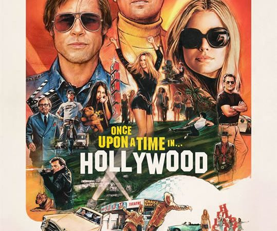 Once Upon a Time in Hollywood : la fin d'un monde