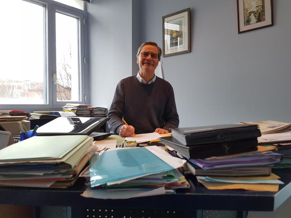 Candidat déclaré, Maurice Louf affiche son bilan et de nouveaux projets pour Saint-Pol