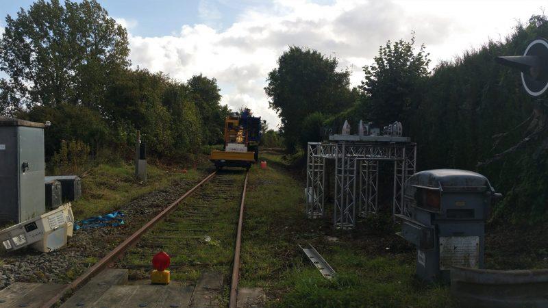 Fin de la circulation des trains vers Béthune avant les travaux et le bazar sur les routes