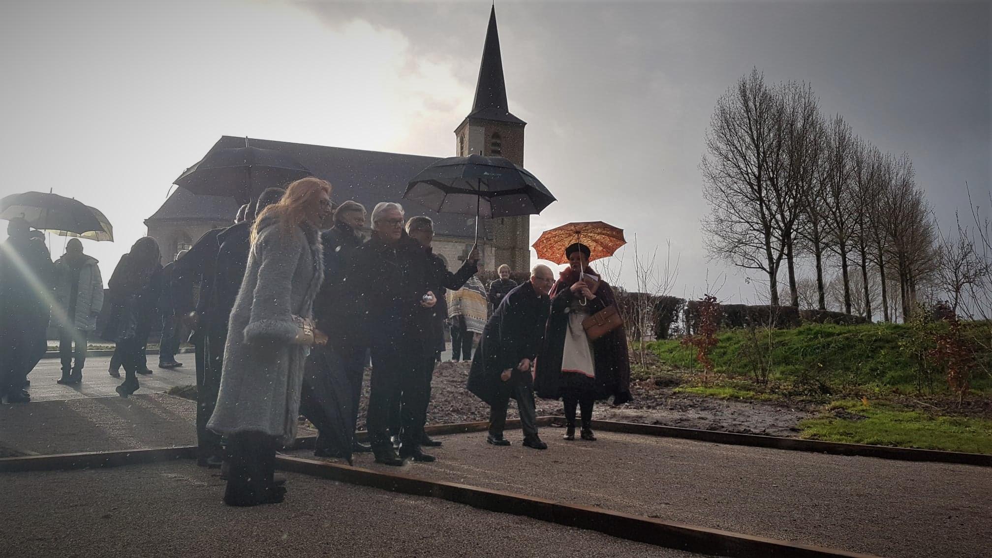 L'église d'Herlincourt rénovée pour faire battre le cœur du village avec culte et culture