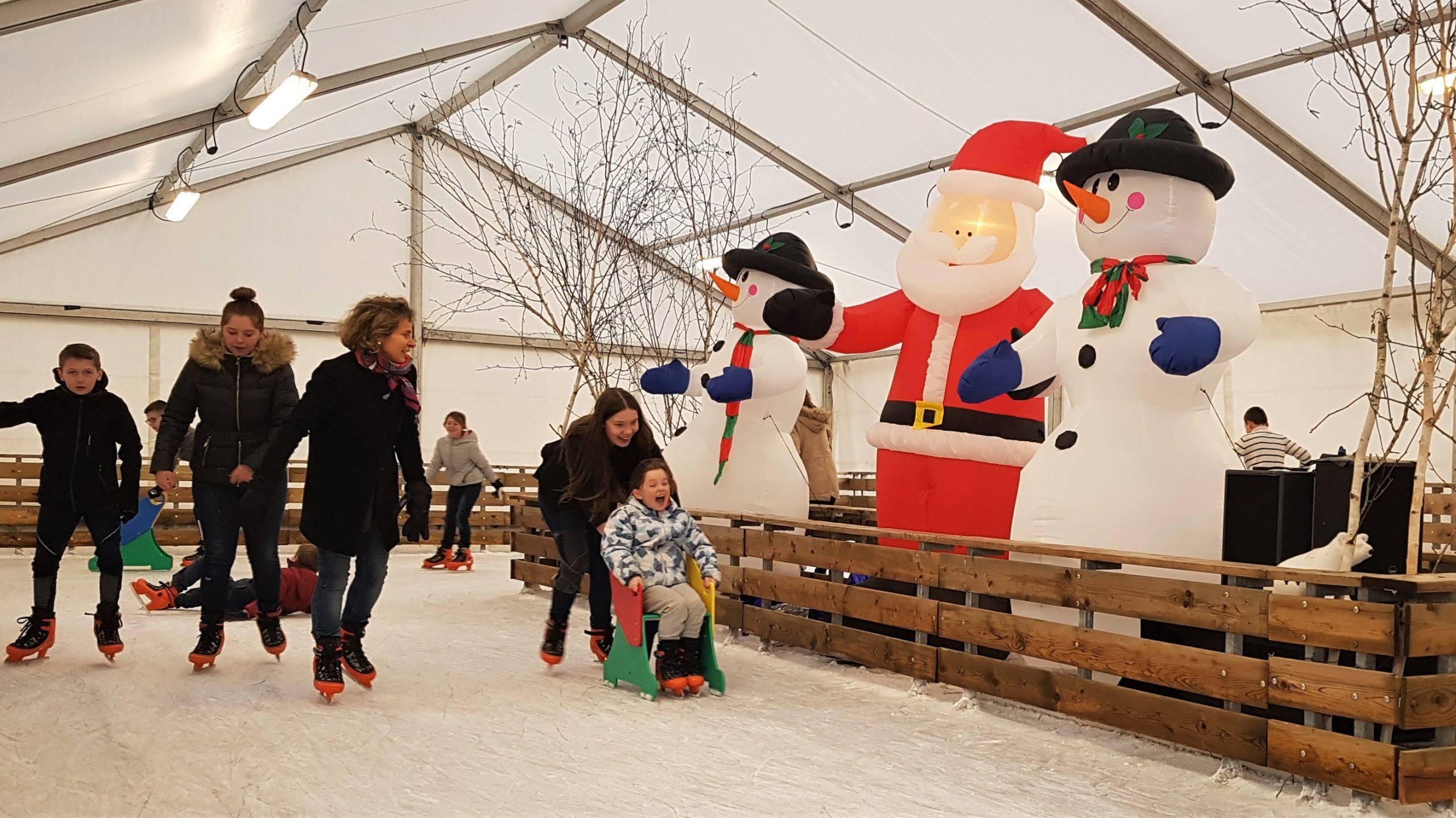 Près de deux mille patineurs ont déjà profité des joies de la glisse à Saint-Pol