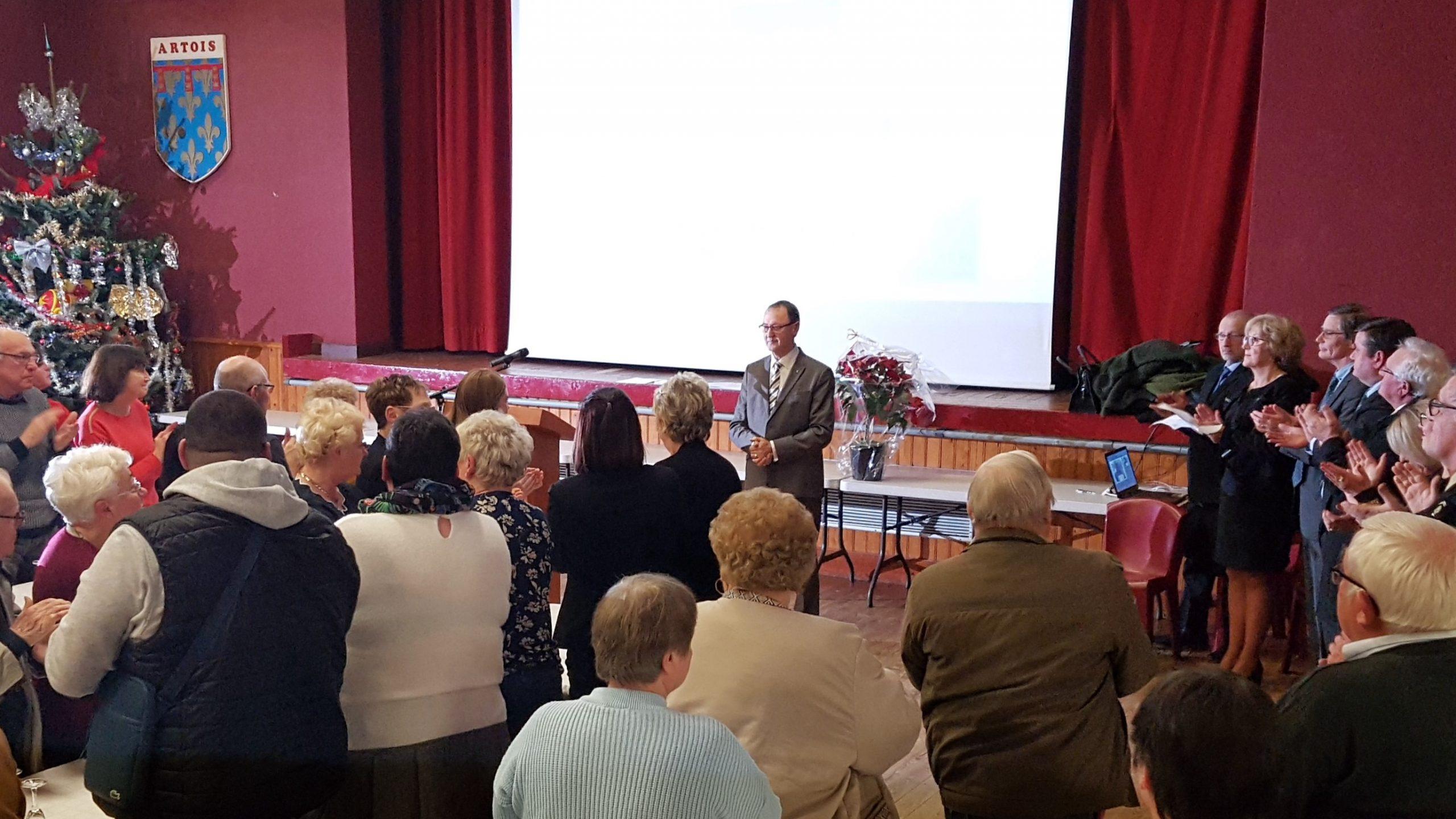 Élu depuis 2001, le maire de Pernes ne se représentera pas aux prochaines élections