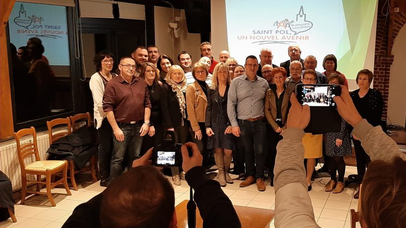«Une entreprise où les habitants sont les patrons» : Benoît Demagny dévoile sa liste et ses ambitions pour Saint-Pol