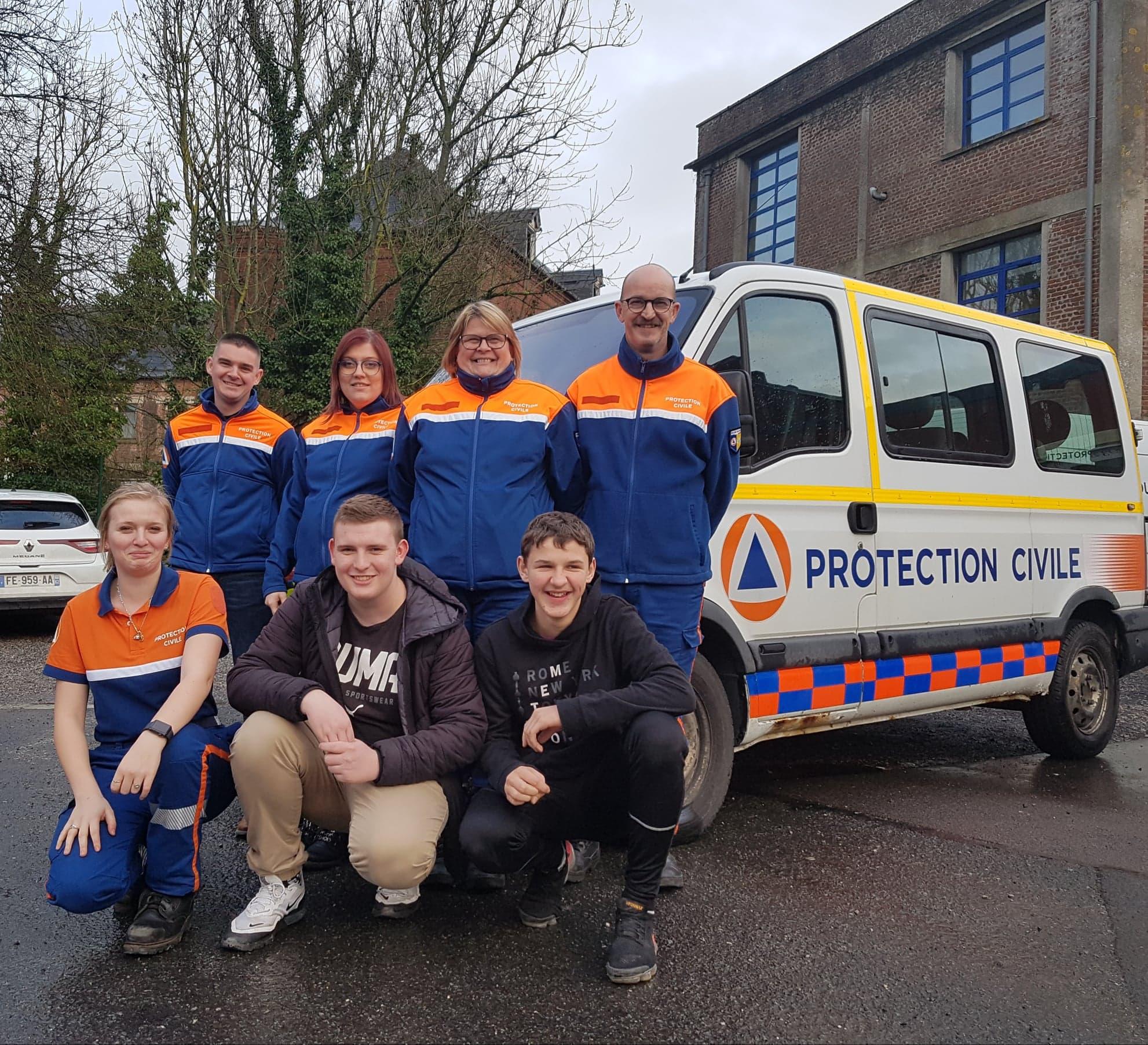 La Protection Civile s'installe à Saint-Pol et recrute des volontaires pour sauver des vies