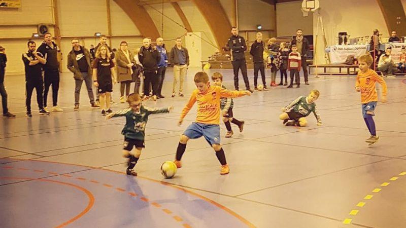 Les footballeurs de tous âges gardent la forme au tournoi de l'US Saint-Pol