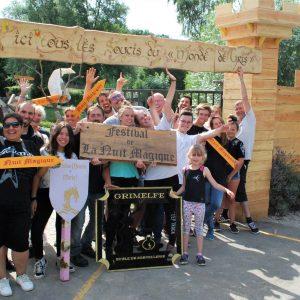 Réservez vos vacances d'été au Royaume de Témériah avec le festival La Nuit Magique