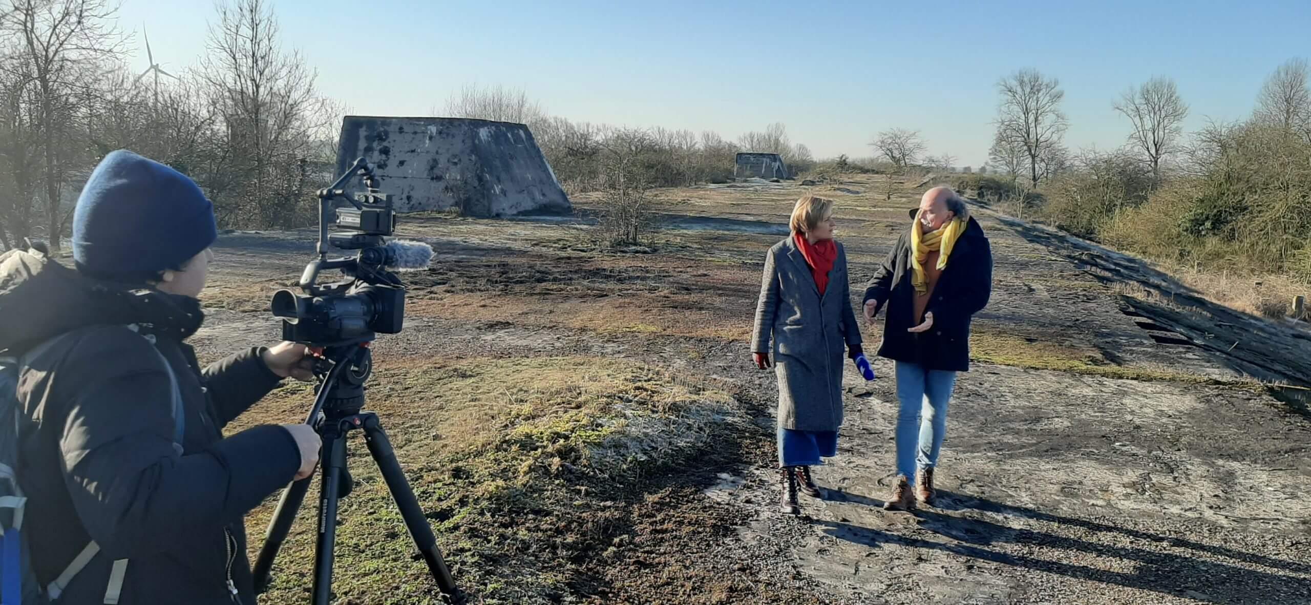 La télévision russe se penche sur l'histoire des prisonniers soviétiques de Siracourt