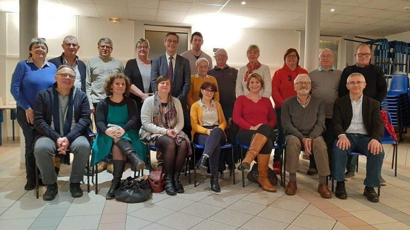 Entre expérience et renouveau, le maire Maurice Louf présente sa liste et ses projets pour Saint-Pol
