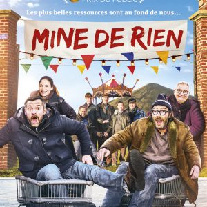 Mine de rien : sur le carreau