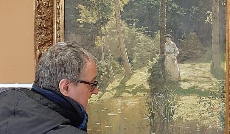 «La pêche aux goujons» a retrouvé sa splendeur au musée de Saint-Pol
