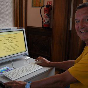 Jean-Jacques Hochart propose gratuitement des outils d'enseignement à distance