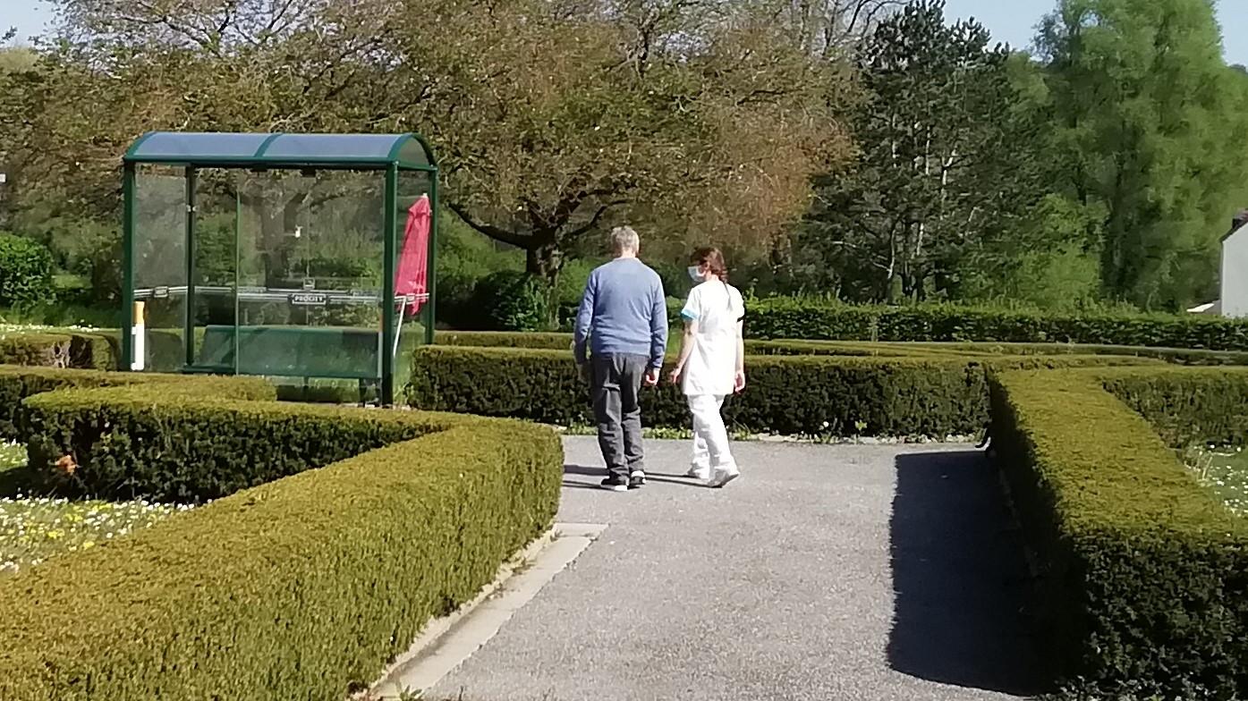 Le centre hospitalier du Ternois prépare la reprise des visites des familles et des professionnels de santé
